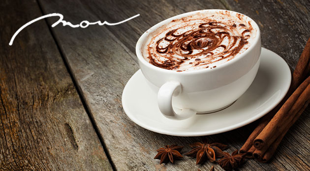Vychutnajte si lahodnú hustú čokoládu v 4 príchutiach alebo výbornú 100% arabica kávu už od 0,99€. Skvelý oddych počas prechádzky pod Michalskou bránou!