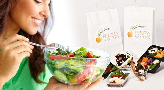 Špeciálne 5-chodové fitness food menu na 5 dní vrátane každodenného dovozu až k vám len za 39€! Vyvážená strava od odborníkov na celý týždeň!