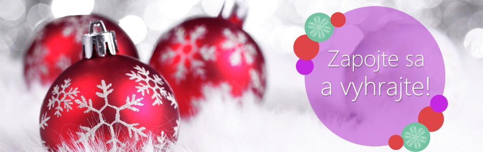 Vianočná súťaž Setriza3.sk